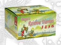 Dragon's Rainbow Warriors