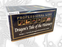 Dragon's Tale of the Visionary